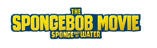 File:The SpongeBob Movie - Sponge Out of Water alternate logo.png