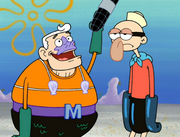 Mermaid Man & Barnacle Boy VI The Motion Picture 125