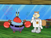 Mr. Krabs in Bubble Troubles-34