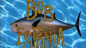 Bob esponja intro español