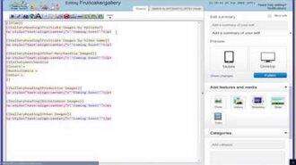 ESB Adding Gallerymap to Gallery Page Tutorial