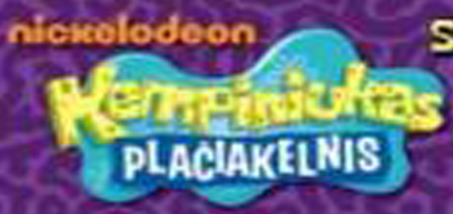 File:SpongeBob Lithuanian logo.png