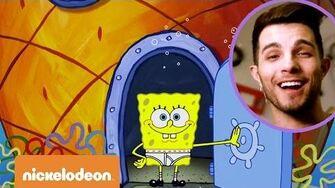 Spongebob La sigla in italiano cantata da Marco Carta Nickelodeon-0