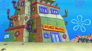Business Industries Encyclopedia Spongebobia Fandom