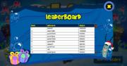 Gift Lift - Leaderboard