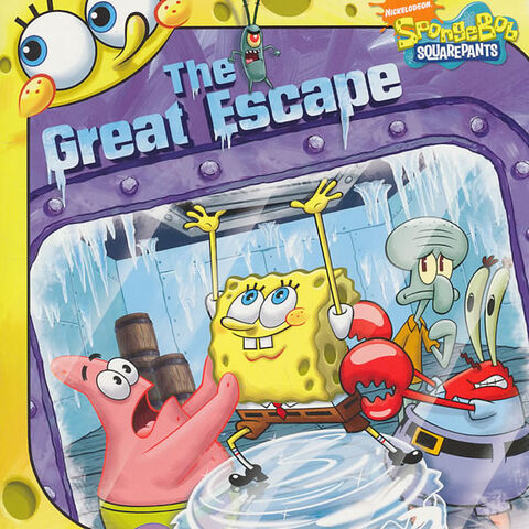 File:The Great Escape cover.jpg