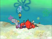 Larry in Bubble Buddy-28