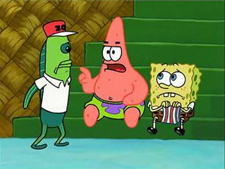 File:Zoo Keeper With SpongeBob & Patrick.png