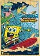 SpongeBob and the Big Wave Japanese DVD