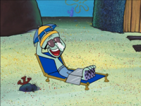 Squid's Day Off 13b