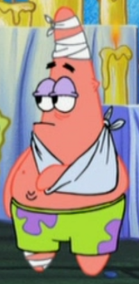 Injured Patrick5