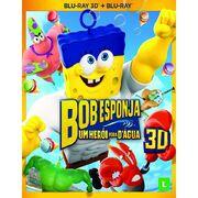 Bob esponja um heroi fora d agua 3dbd foring300