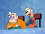 Mermaid Man & Barnacle Boy VI The Motion Picture 045