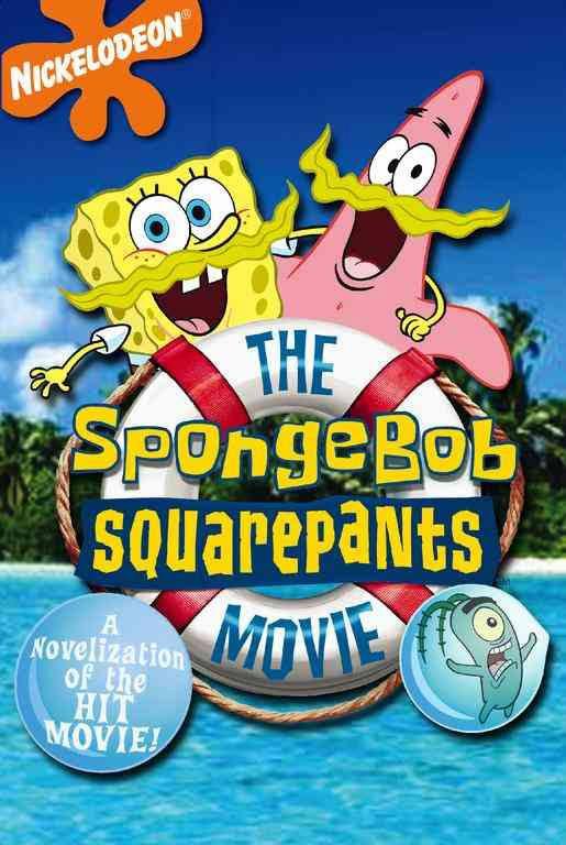 The SpongeBob SquarePants Movie chapter book