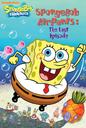 SpongeBob AirPants Book - Reprint cover