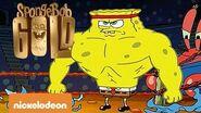 Spongebob Gold I giochi gastronomici Nickelodeon