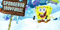 SpongeBob SnowPants!