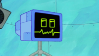 SpongeBob SquarePants Karen the Computer Face-10