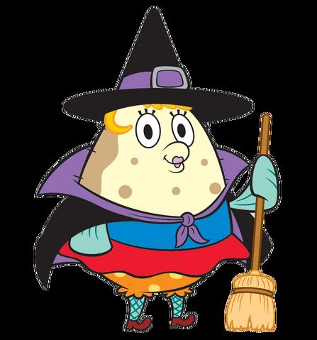 File:SpongeBob SquarePants Mrs. Puff Halloween Costume Character Image Nickelodeon.png