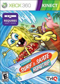 Spongebob roadtrip x360
