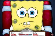 Deep Sea Surgeon - SpongeBob nervous