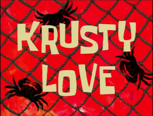 Krusty Love
