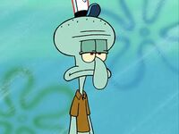 Squidward Design 2