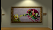 The Museum of Cartoon Sponges 6