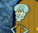 Handsome Squidward