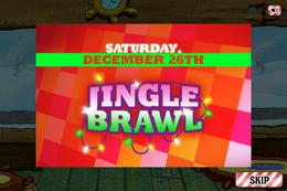 Jingle Brawl release date in 2009