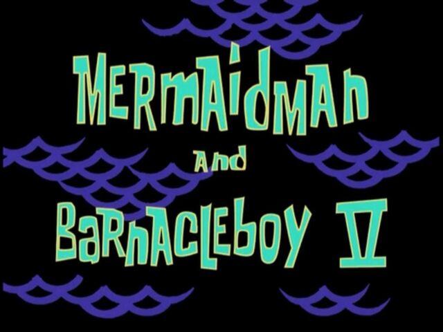 File:Mermaid Man and Barnacle Boy V.jpg