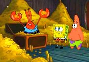 Spongebob Krabs Gold TWoTML