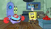 SpongeBob SquarePants 4-D Ride 1