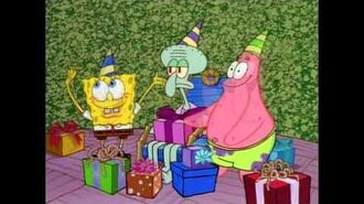 Spongebob Squarepants Happy Birthday, Squidward!-0