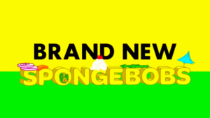Brand new SpongeBob on July 11, 2016