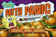Pattypanicgamestart