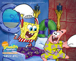 File:SpongeBob pillow fight.jpg