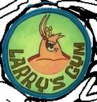 Larry's Gym logo