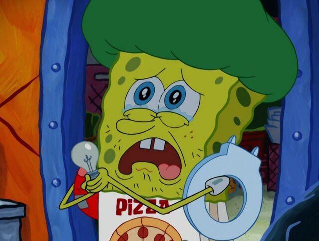 File:Spongebob with alfred.jpg