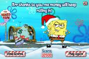 Merry Mayhem! - Win screen