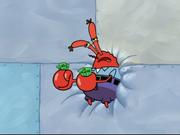 Mr. Krabs in Stuck in the Wringer-12