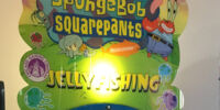 SpongeBob SquarePants Jellyfishing arcade game