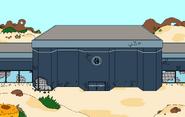 Abandoned Globex Facility