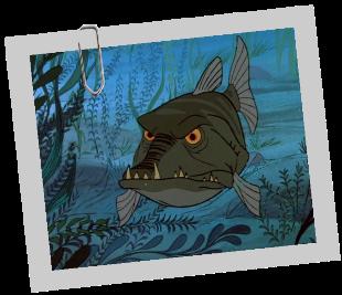 Pike spongebob friends adventures wiki fandom - Baleine pinocchio ...