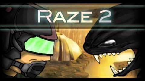 Raze 2 Music - Rocket Race