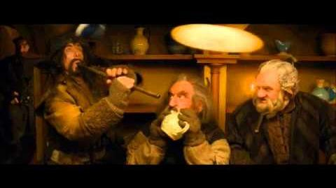 Song of Mor'du (The Hobbit style)