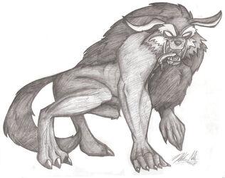 Jackal Beast