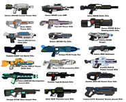 AUU Assault Rifle Gallery