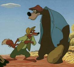 Brer Fox and Brer Bear