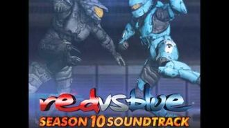 Red Vs Blue Season 10 OST - Now That We've Come So Far (feat. Nicole D'andrea)